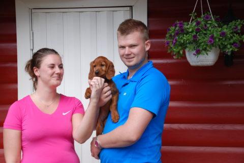 Fagermoa's L-Era med sine nye eiere